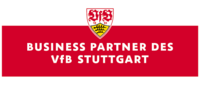 Logo Business Partner des VfB Stuttgart